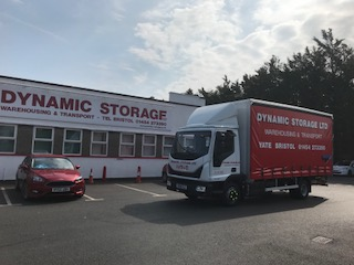 Logistics Near Bristol