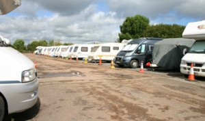 Caravan Storage in Yate