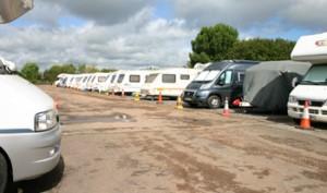 Caravan Storage in Yate